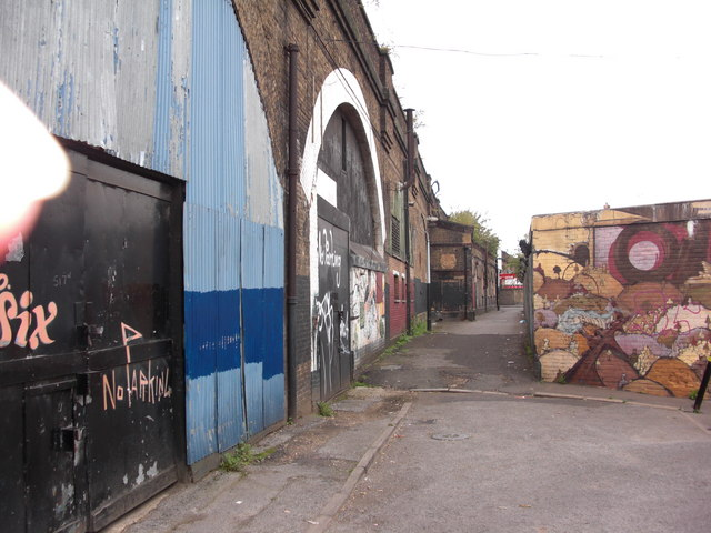 Corbetts Passage, Rotherhithe, London, SE16
