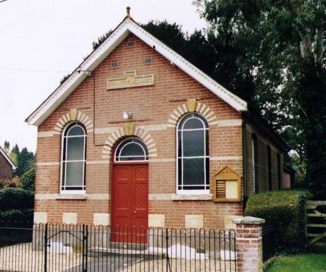Whitsbury Methodist Chapel
