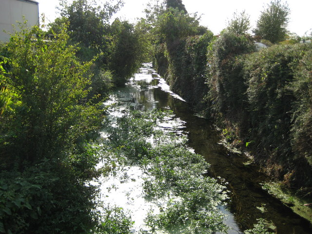 Black Ditch in Lyminster