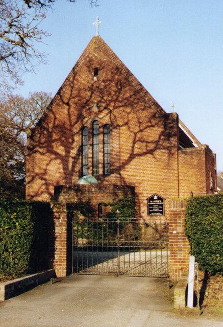 St Anne, Brockenhurst