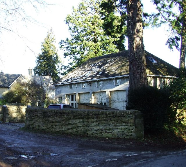 The Old Coach House for Cowley Manor