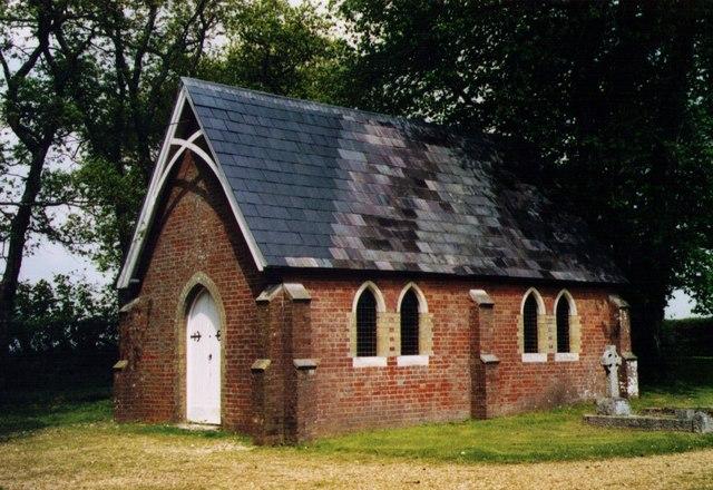 Beaulieu Cemetery Chapel