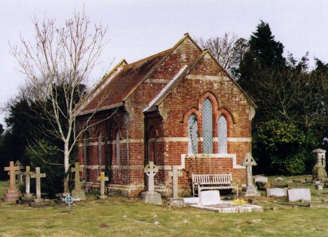 Fordingbridge Cemetery Chapel