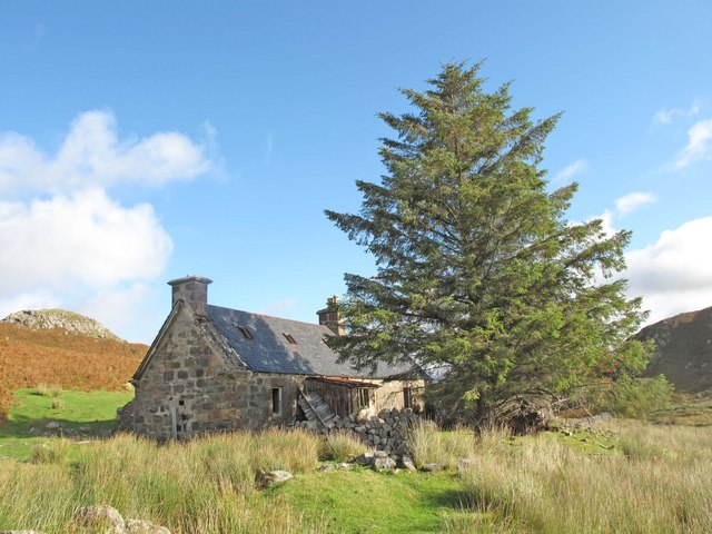 Cnocnaneach, Glen Canisp Estate