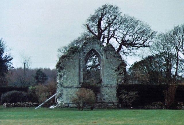 Ruined Chapel of St Leonard
