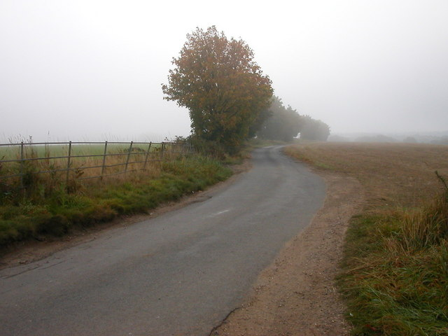 Misty morning above Draycote