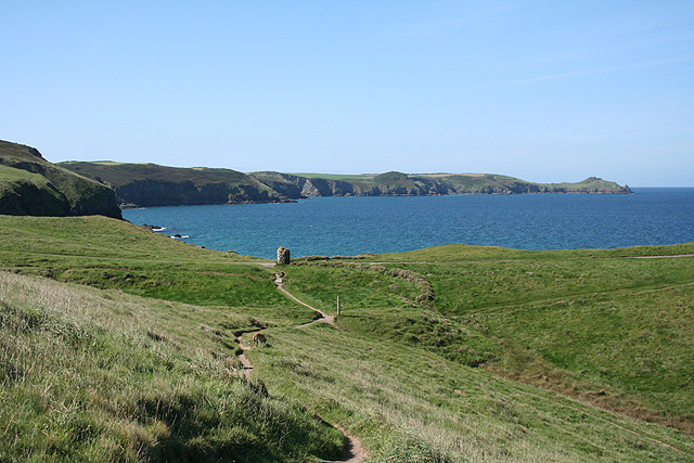 St Minver Highlands: Port Quin Bay