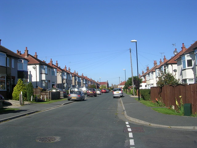 Coniston Road - Wreaks Road