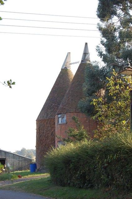 Converted Oast House, B2165, nr Morley Farm