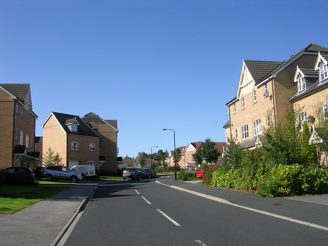 Nightingale Drive - Swarcliffe Road