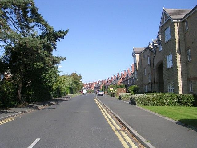 Swarcliffe Road - Knaresborough Road