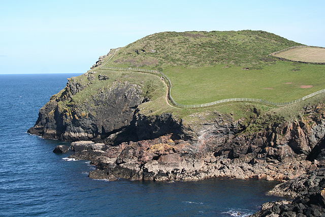 St Minver Highlands: Kellan Head