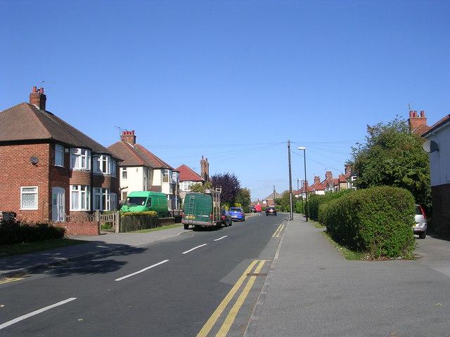 Rydal Road - Knaresborough Road