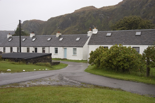Cottages in Cullipool