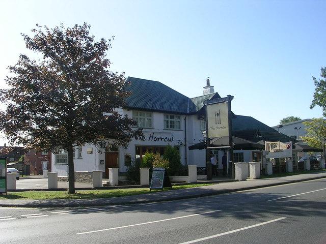 The Harrow - Knaresborough Road