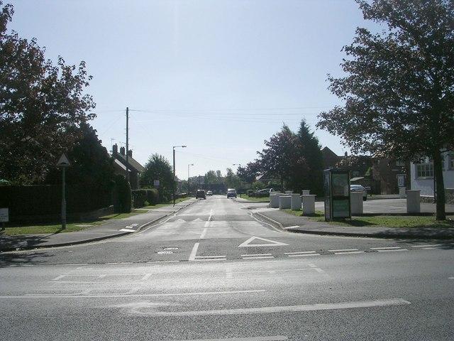 Stanhope Drive - Knaresborough Road