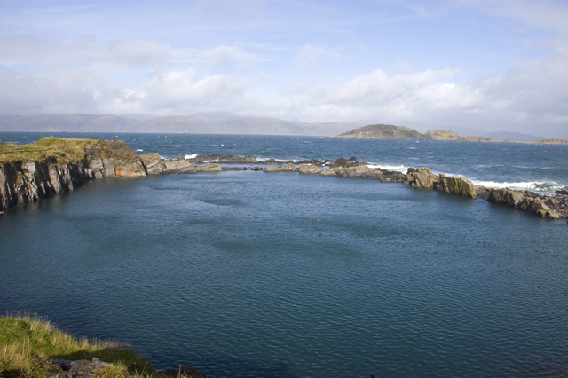 Quarry on Easdale