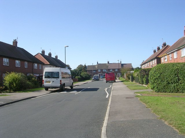 Tunstall Road - Stanhope Drive