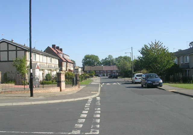 Kennion Road - Stanhope Drive
