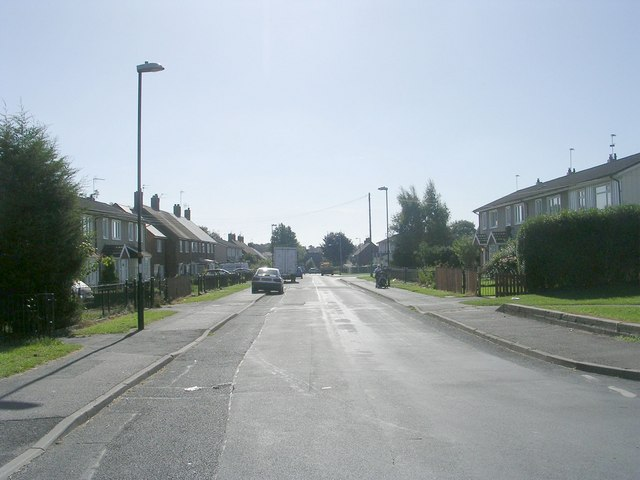 Walworth Avenue - viewed from Kennion Road