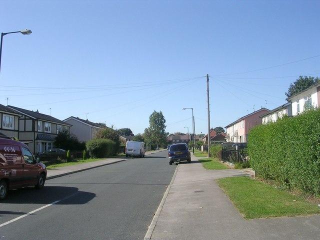Hargrove Road - Walworth Avenue