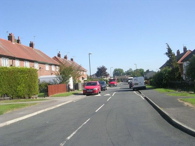 Tunstall Road - Fairfax Avenue