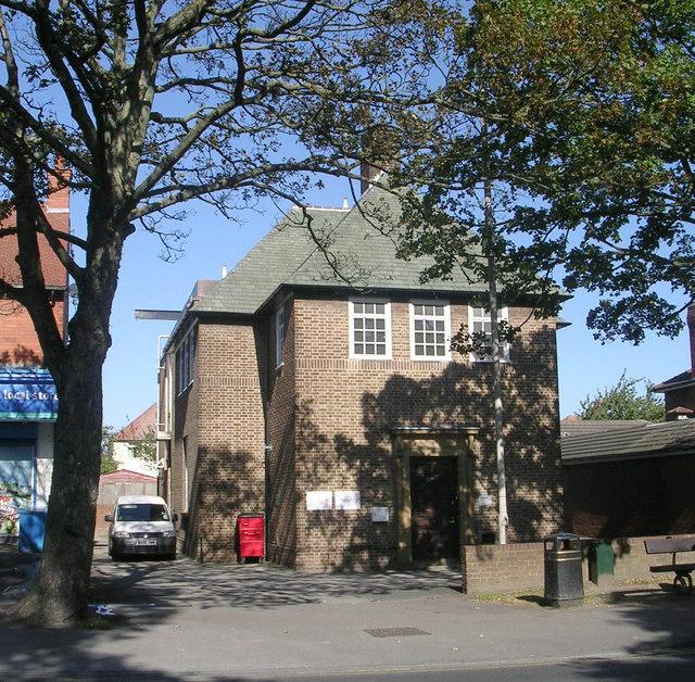 BT Telephone Exchange - Knaresborough Road