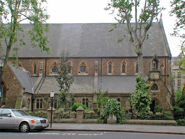 St Stephen, Gloucester Road, London SW7