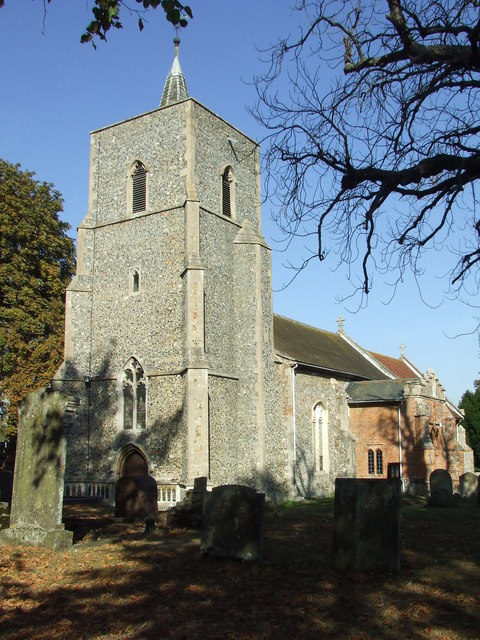 All Saints Great Ashfield
