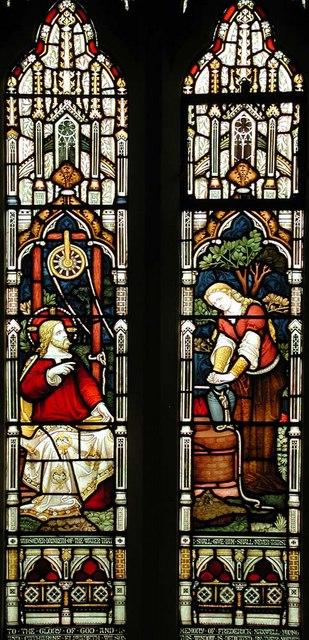 St Stephen, Gloucester Road, London SW7 - Window