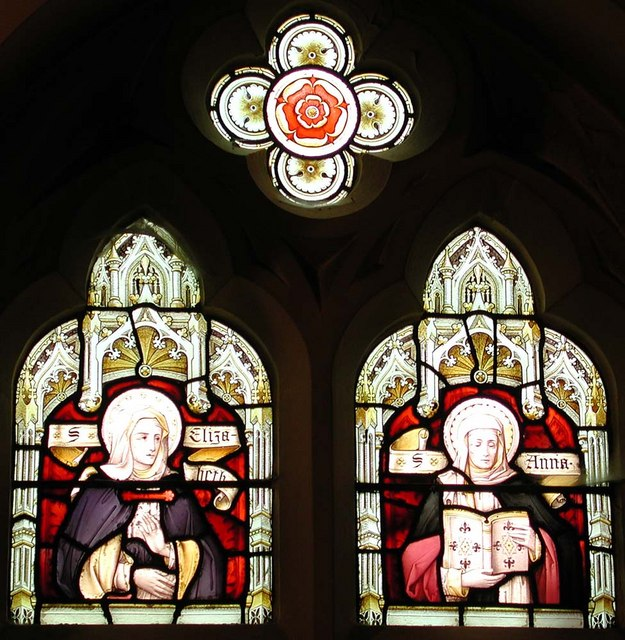 St Stephen, Gloucester Road, London SW7 - Window