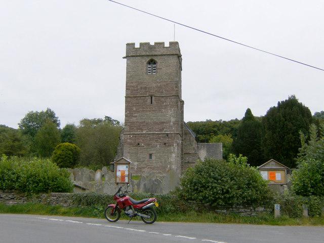 Clodock Church