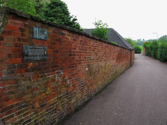 Reeve Lane, Lichfield