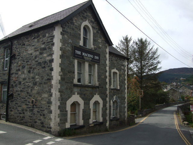 The Machno Inn at Penmachno