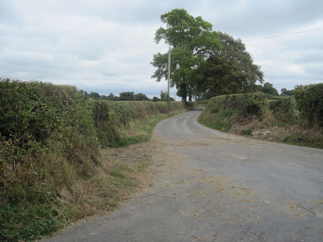 Lane to Llyswen