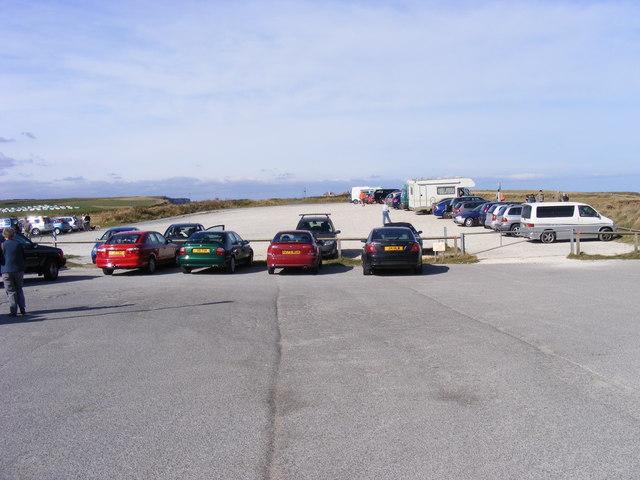 North Landing Car Park