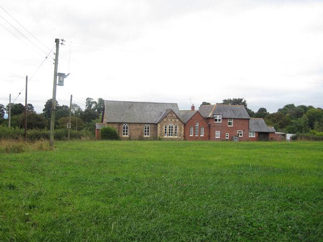 Geuffordd Methodist chapel