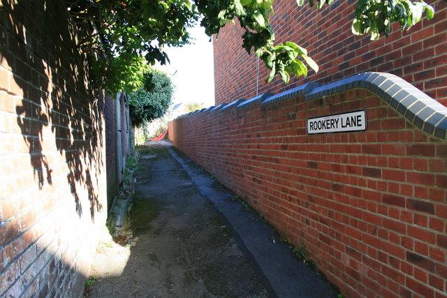 Rookery Lane, Blandford Forum