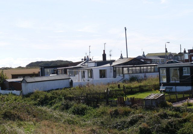 Holiday Chalets, North Landing