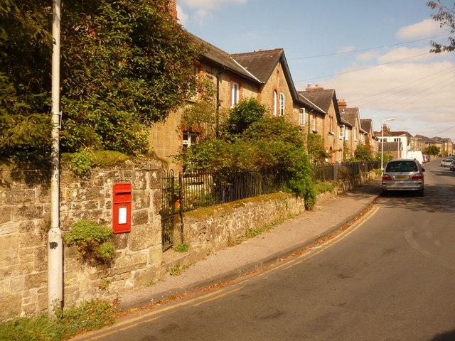 Shaftesbury: postbox № SP7 43, Bimport