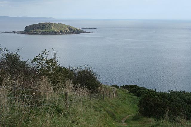 Looe: towards Looe Island