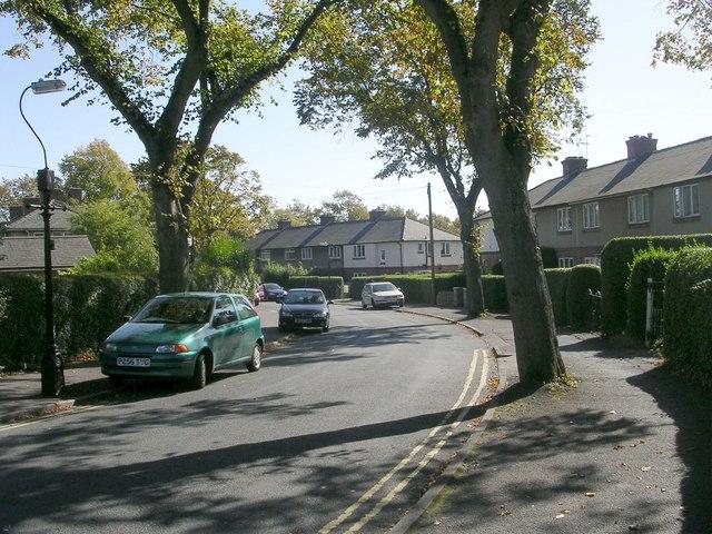 St Andrew's Crescent - Knaresborough Road