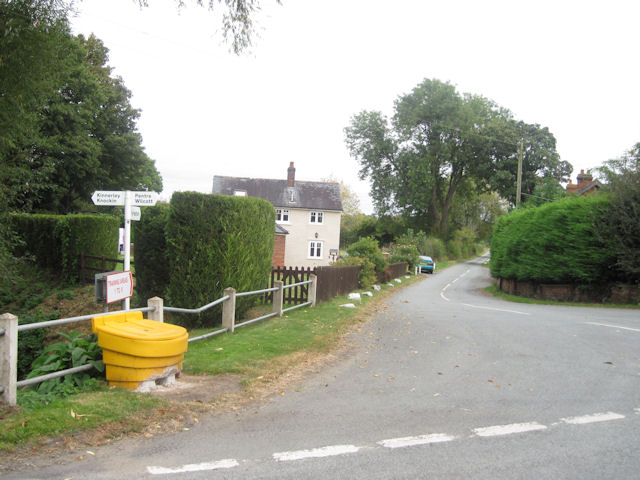 Crossroads at Farm Hall