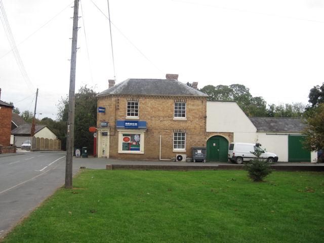 Kinnerley Village shop
