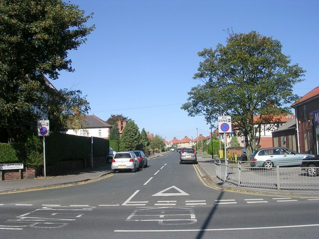 Birstwith Road - Knaresborough Road