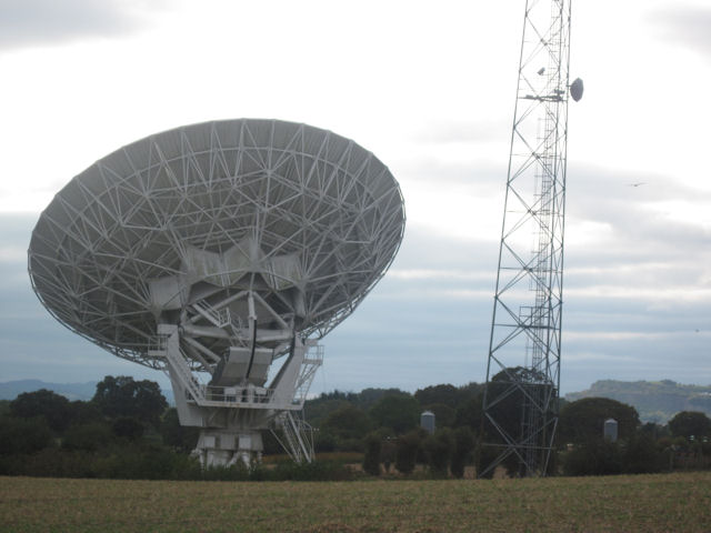 Knockin Radio Telescope