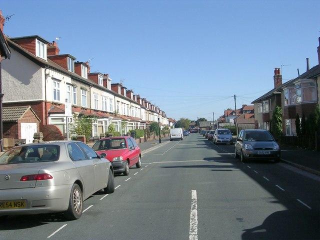 Hurstleigh Terrace - Roseville Road