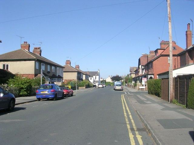 Roseville Road - Knaresborough Road