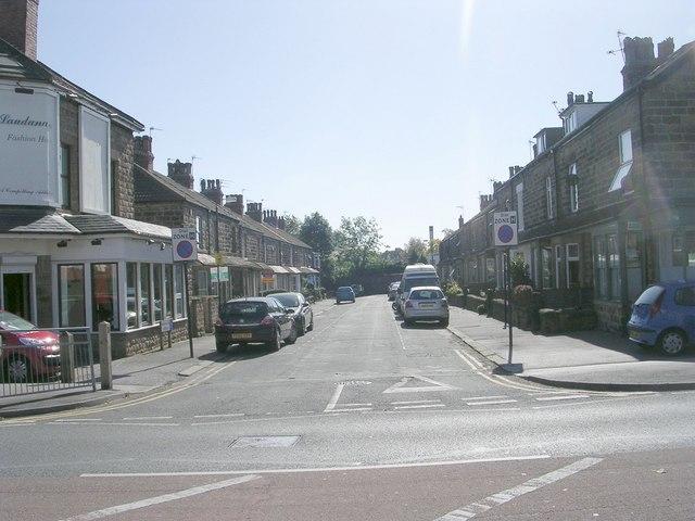 Newnham Terrace - Knaresborough Road
