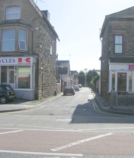 Newnham Street - Knaresborough Road
